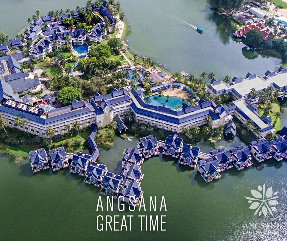Angsana Great Time room rates starting from THB 1,099 Net