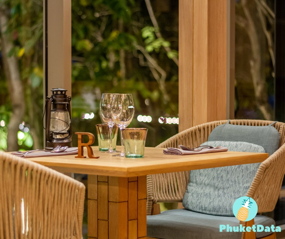 Takieng Restaurant – The new zone, Renaissance Phuket