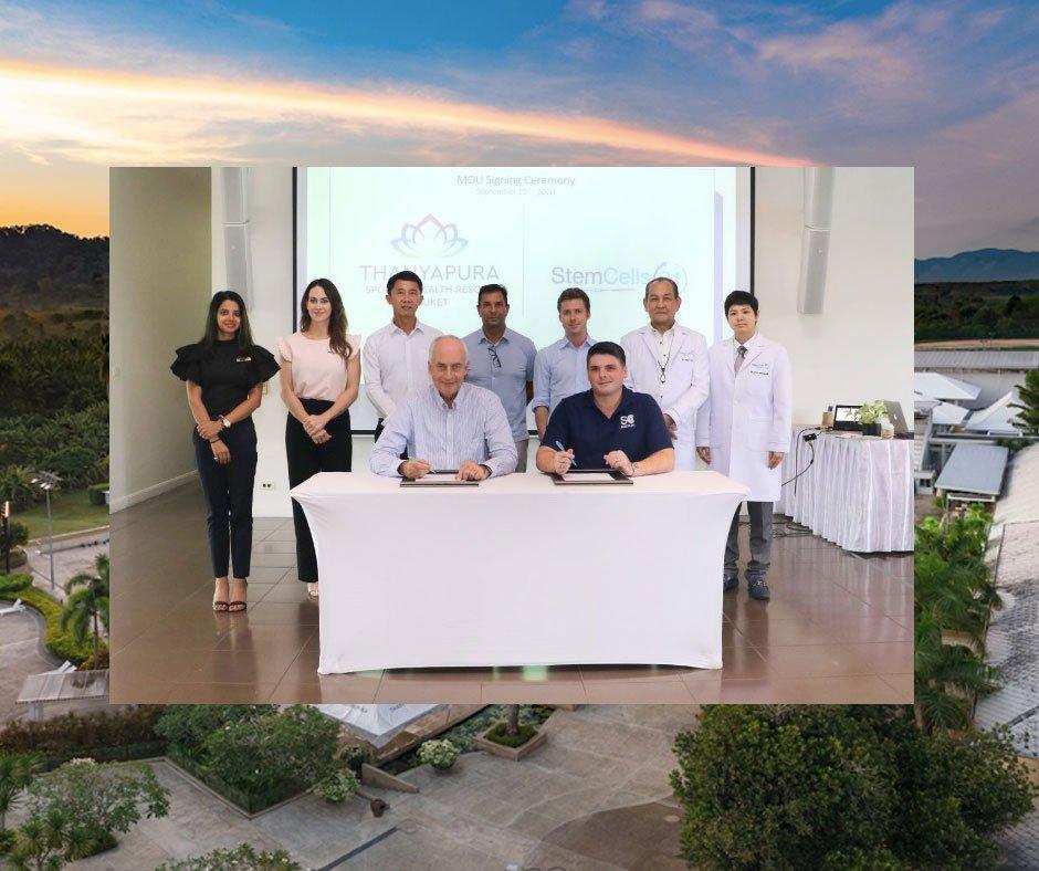 Thanyapura Partners with StemCells21 to Bring Premium Stem Cell Treatments to Phuket