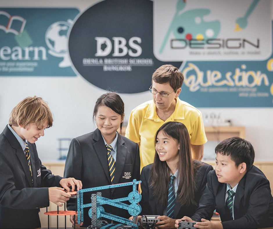 Strong Academia, Packed with Activities exemplifies the curriculum at British independent schools