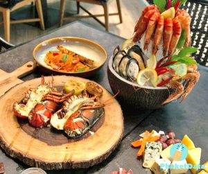 Unlimited Lobster on every first Sunday at Chao Leh Kitchen