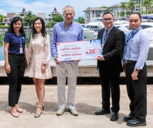Yachting and Wellness Destination with Bangkok Hospital Phuket and Royal Phuket Marina