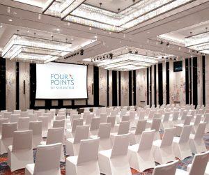 Four Points by Sheraton Phuket Patong Beach Resort Unveils World-Class Mice Facilities
