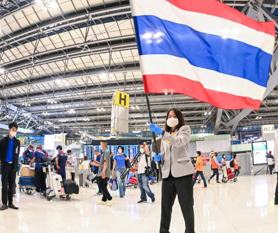 PM Prayut urges national athletes to create fame for Thailand at Olympic TOKYO 2020
