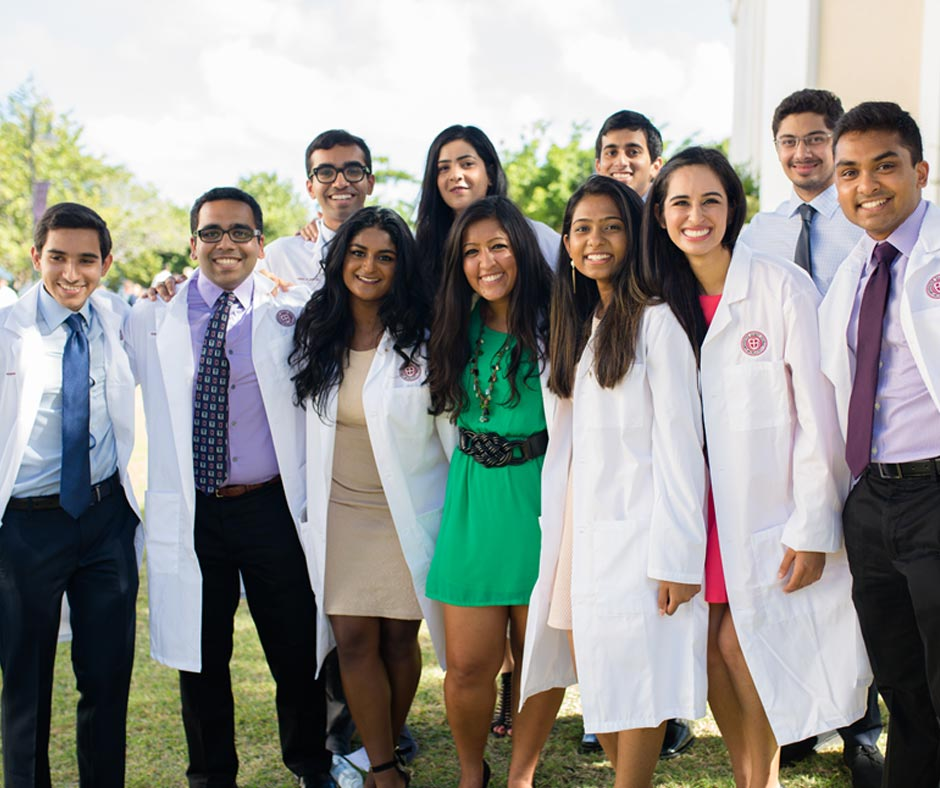 Asian Medical Students Celebrate Securing US Residence