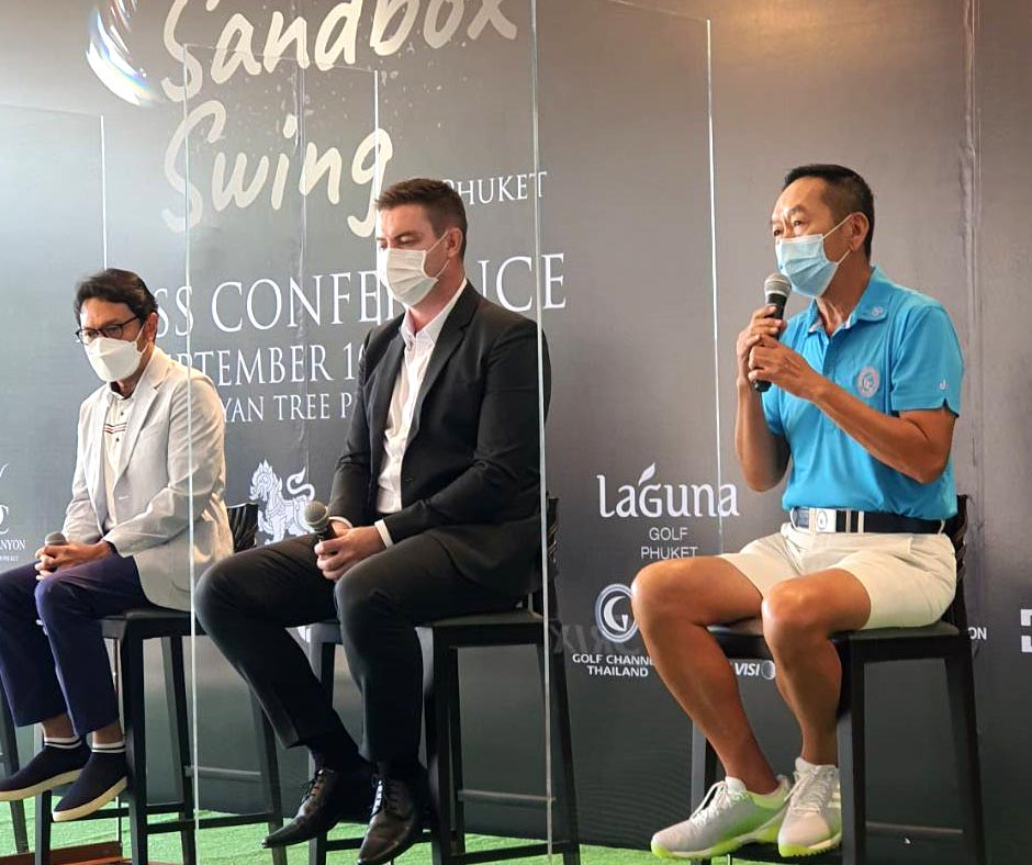 Ministry of Tourism and Sports lends its hand towards All Thailand Golf Tour