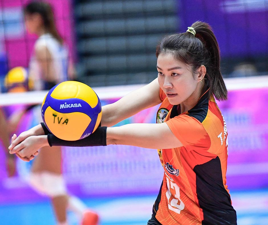 NAKHON RATCHASIMA THROUGH TO SEMIFINALS ATER 3-0 WIN AGAINST REBISCO